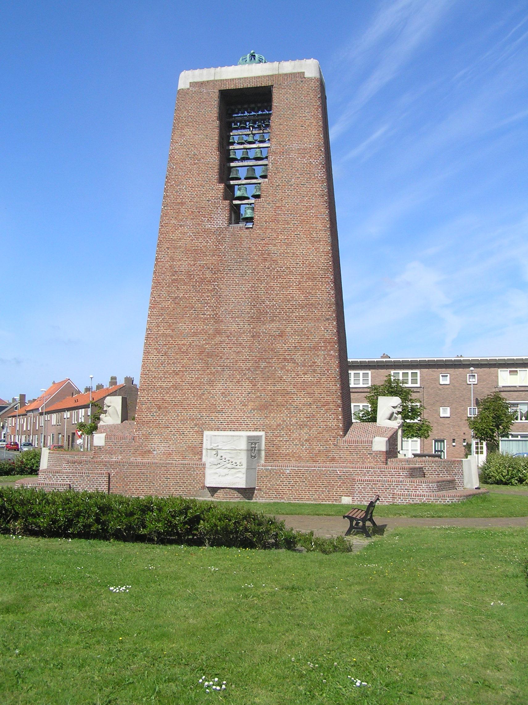 carillon den helder reddingsmonument